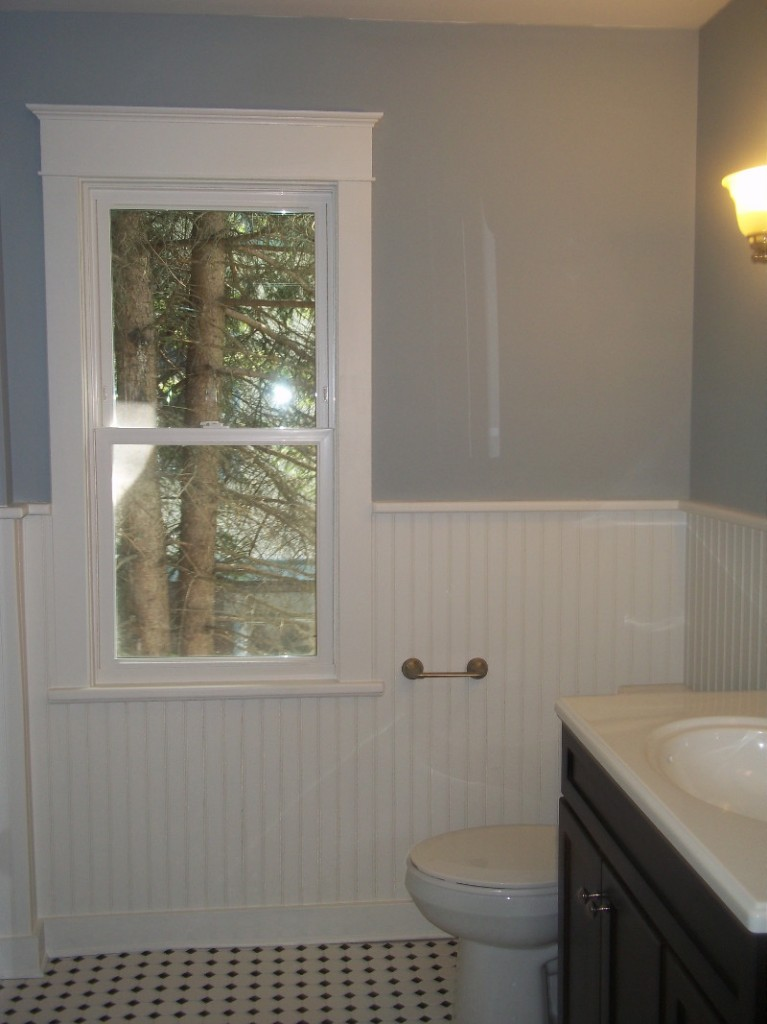 Bathroom Gut And Remodel In Schenectady Baker Contracting - Bathroom remodeling schenectady ny