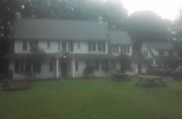 Fraternity House Exterior Restoration