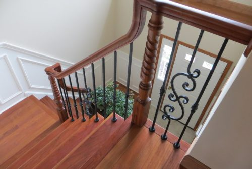Updating & Upgrading Clifton Park Townhouse