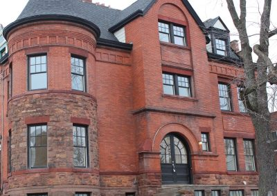 Full Rehab of Beautiful Brick and Brownstone House