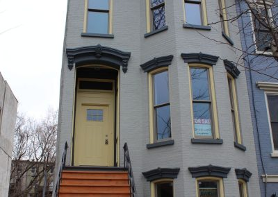 Albany Row House Restorations