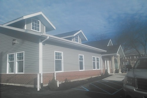 Cottage Street Commercial Project in Troy